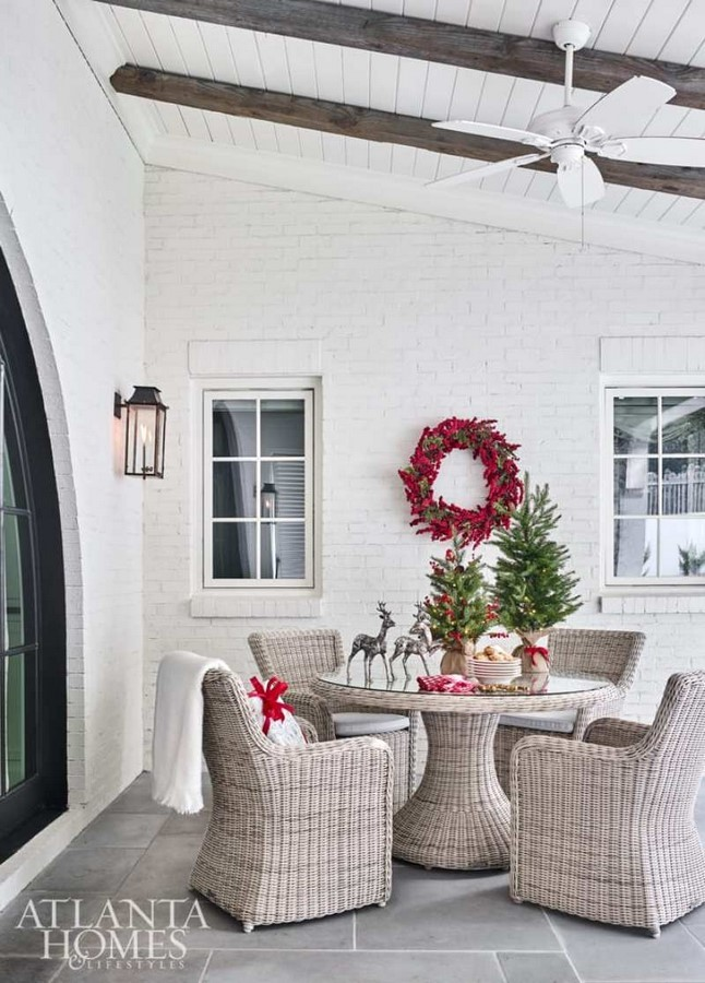 Christmas Interior, Chastain Park - Sheet6