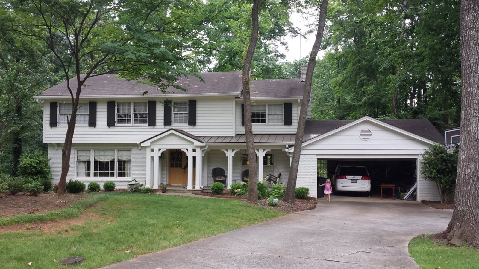 Colonial Cottage, Dunwoody - Sheet4
