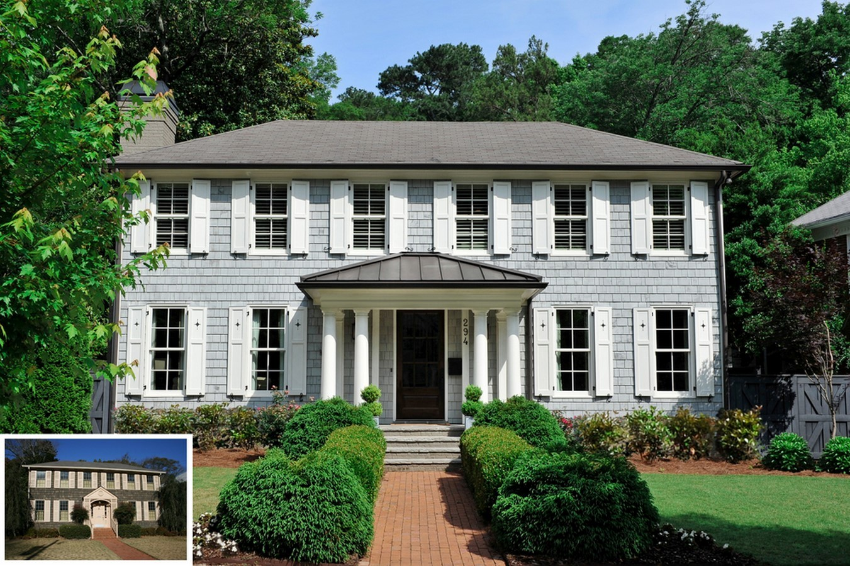 Colonial Cottage, Brookwood Hills - Sheet1
