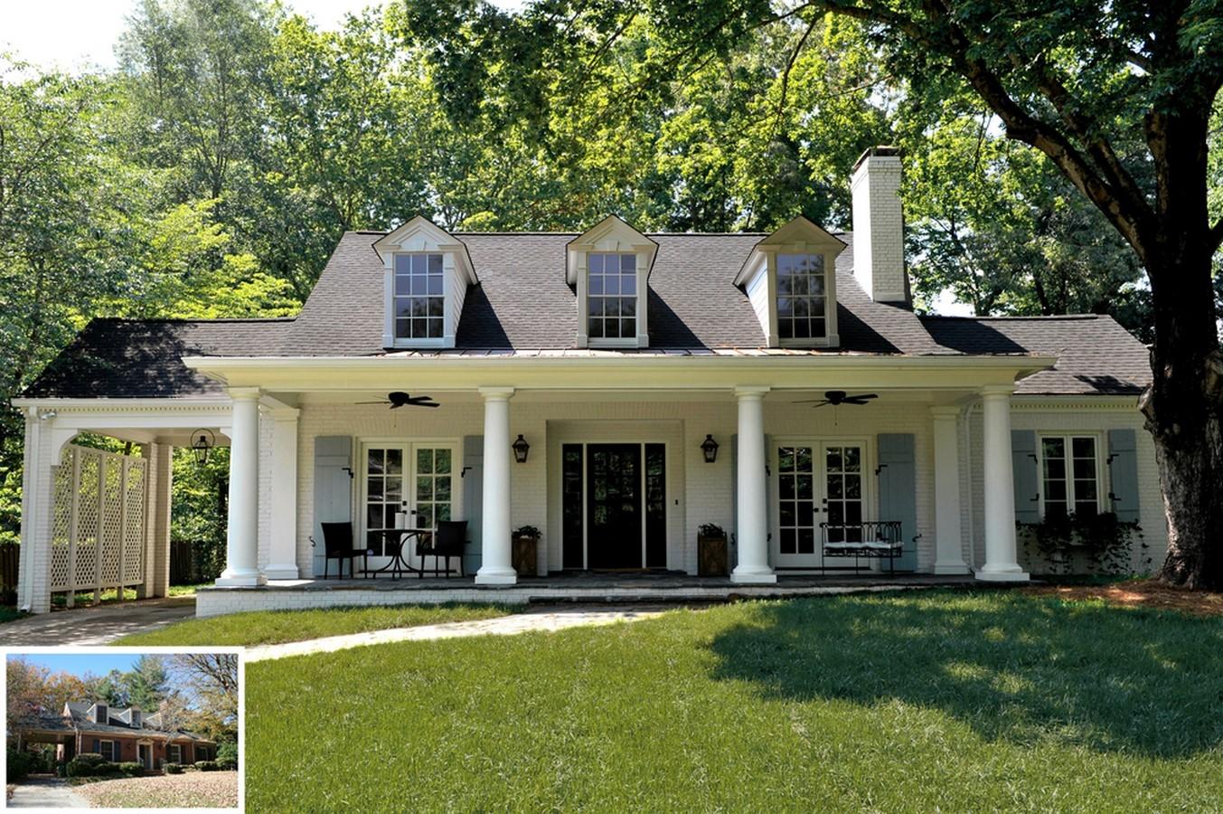 Cottage, Chastain Park - Sheet1