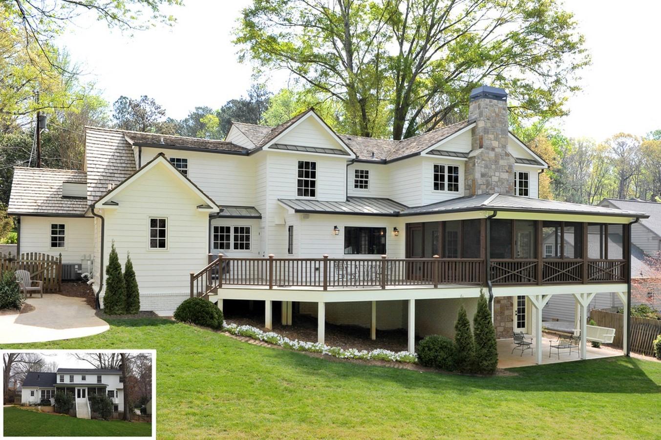 Cottage, Dunwoody - Sheet2