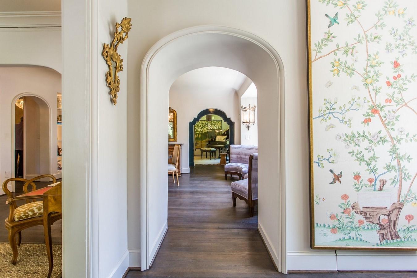 Interior Renovation, Brookwood Hills - Sheet4