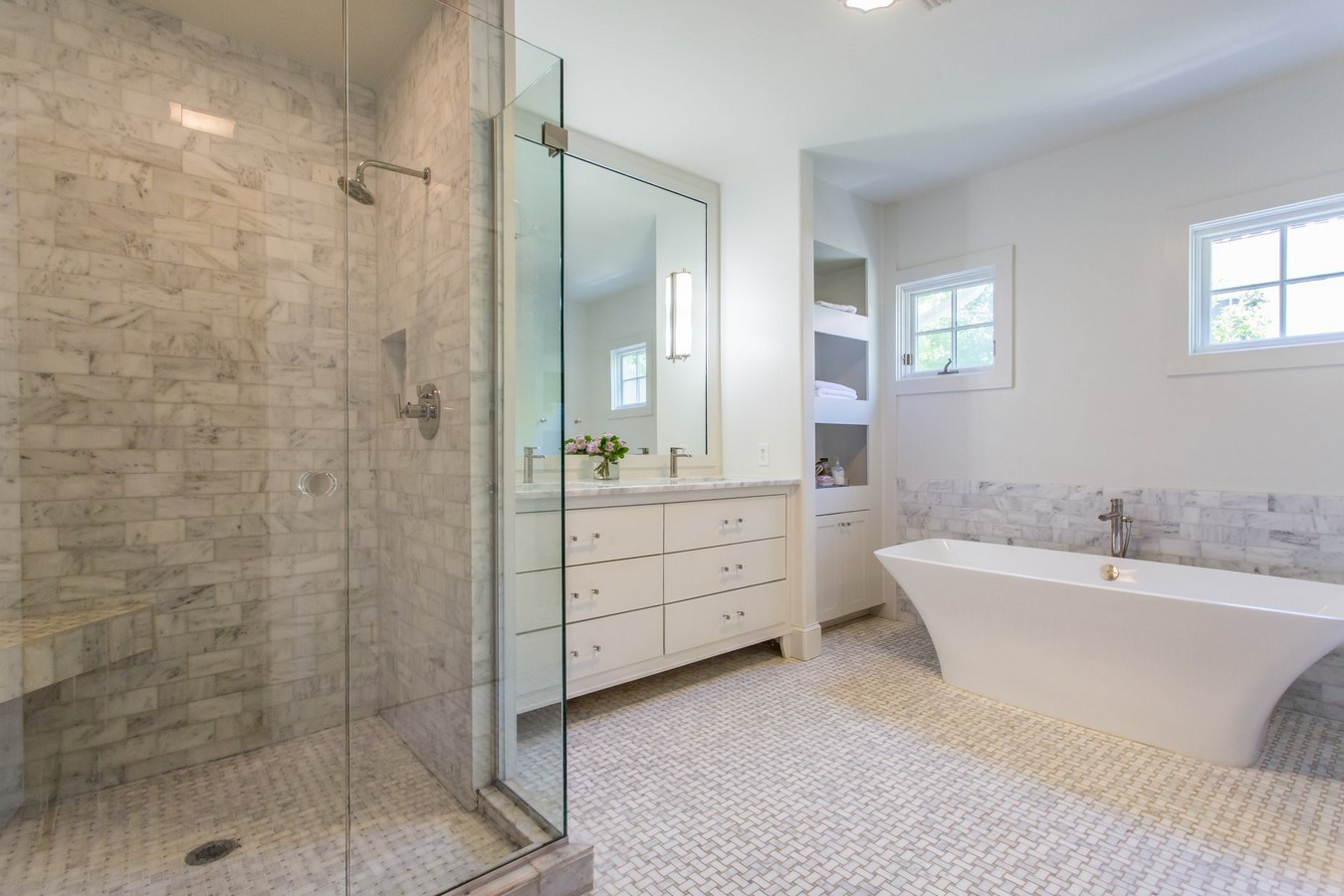 Interior Renovation, Brookwood Hills - Sheet7