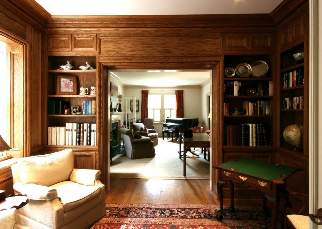 Library, Brookwood Hills - Sheet1