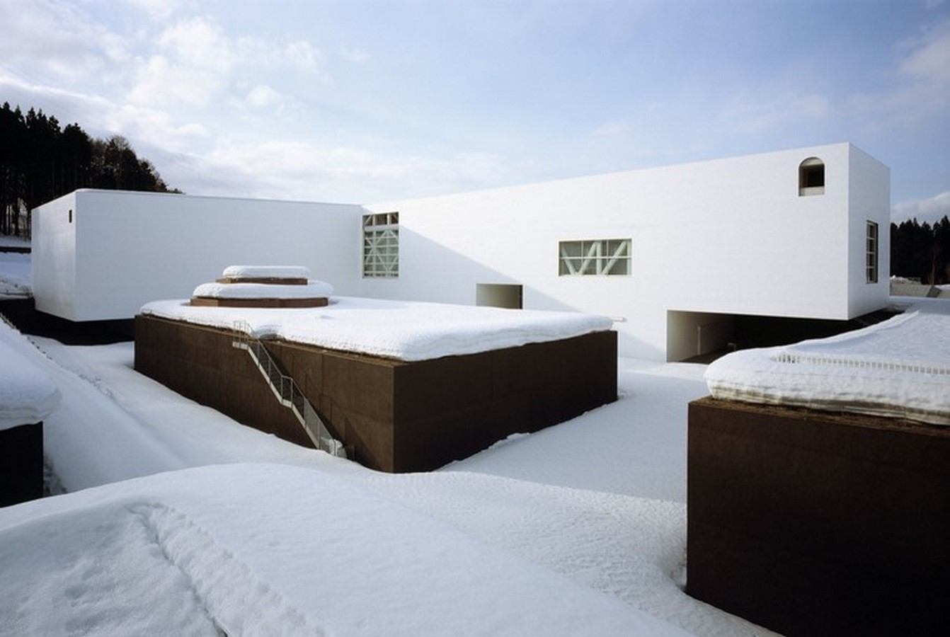 The contemporary tenets of Japanese Architecture - Sheet12