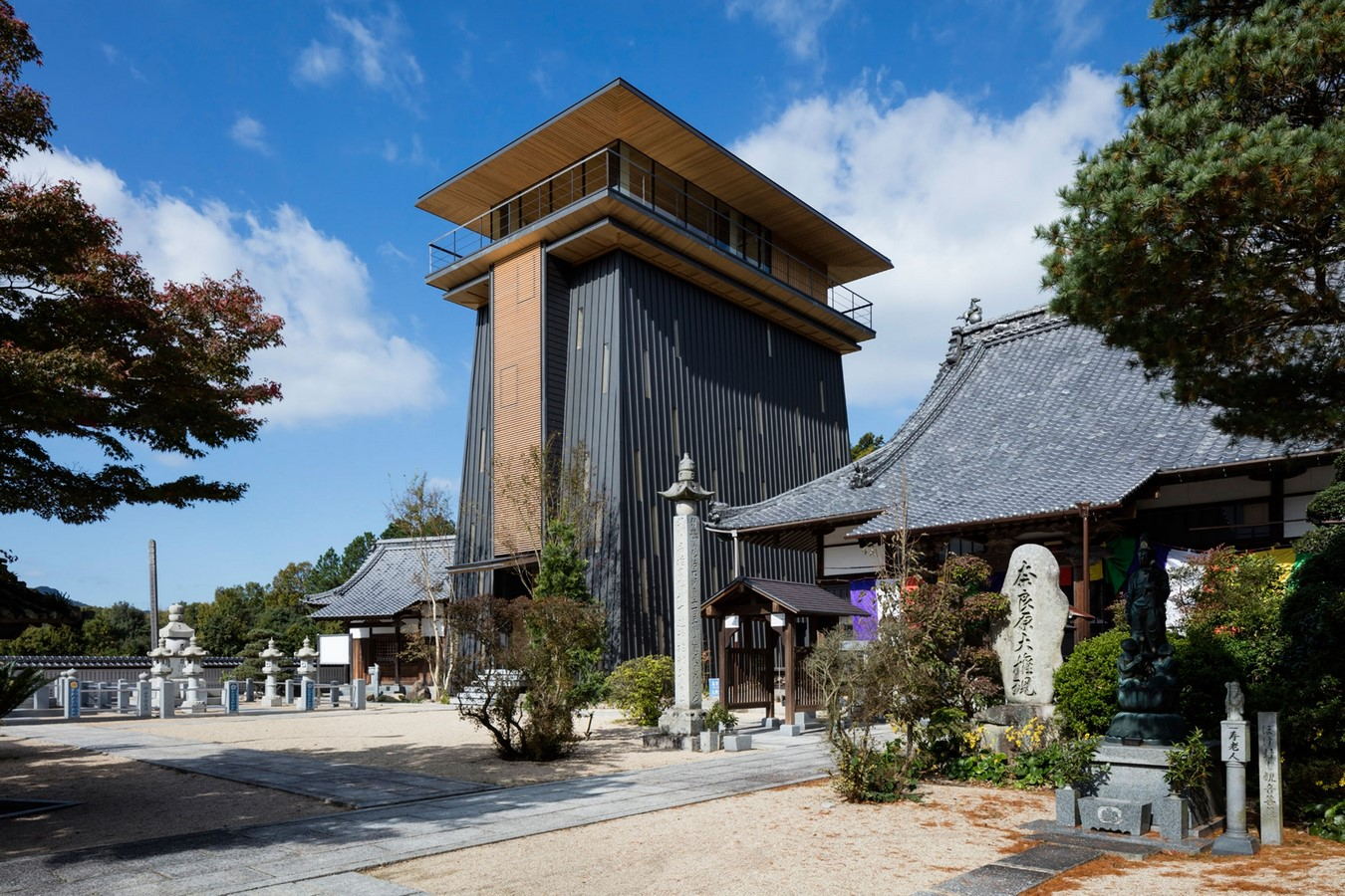 The contemporary tenets of Japanese Architecture - Sheet7