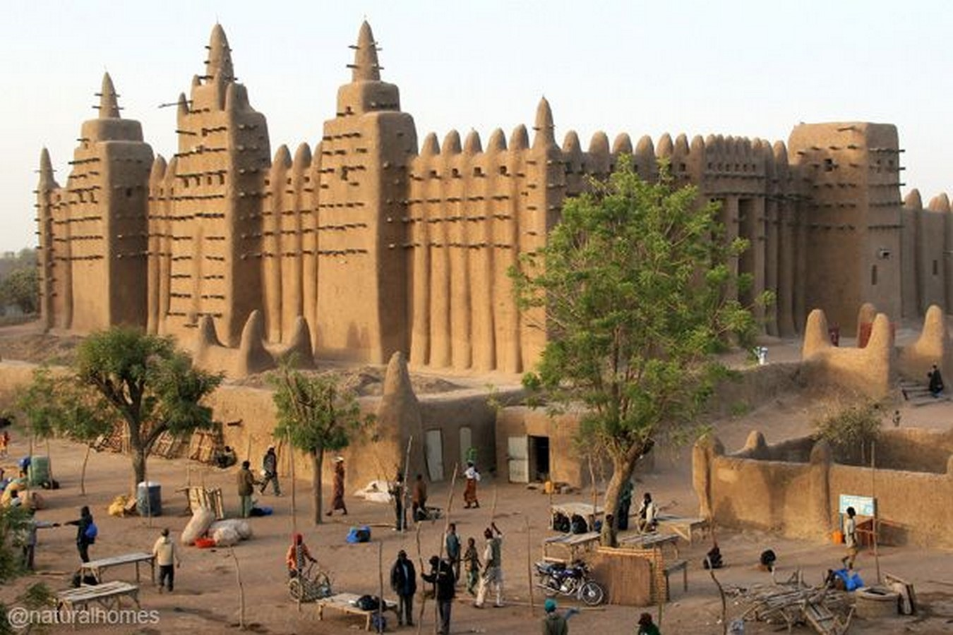 Great Mosque, Mali - Sheet2