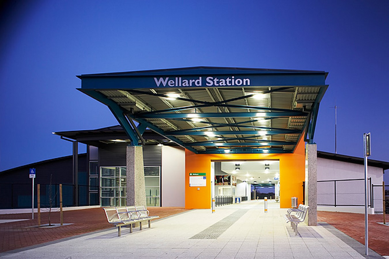Wellard Rail Station - Sheet2