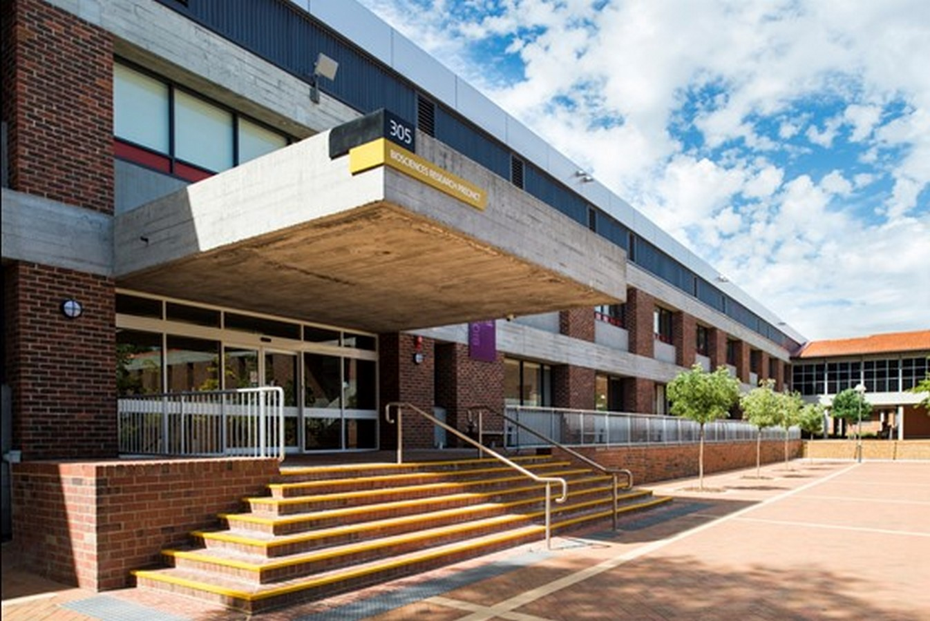 Refurbishment of Building 305 of Curtin University - Sheet2