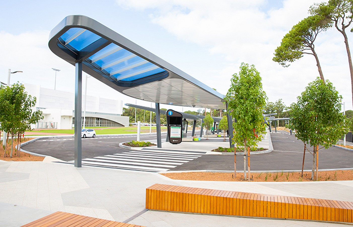 Curtin University Bus Station - Sheet1