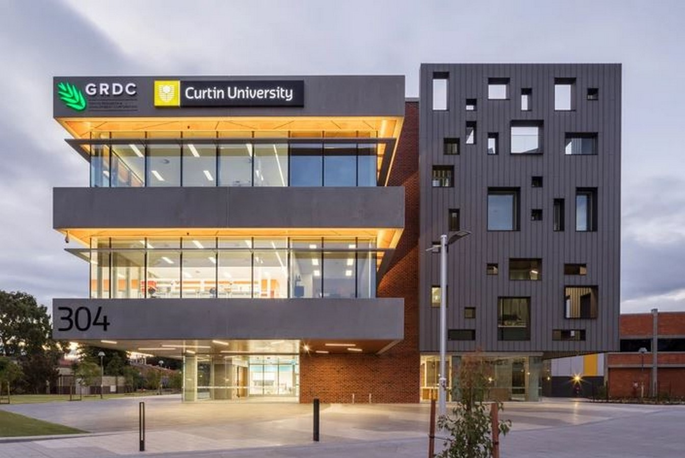 Refurbishment of Buildings 303-304 of Curtin University - Sheet3