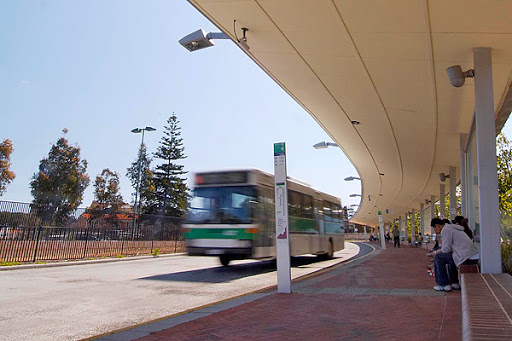 Curtin University Bus Station - Sheet3