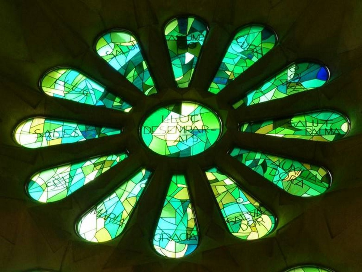 10 Things you did not know about Sagrada Família, Barcelona - Sheet2