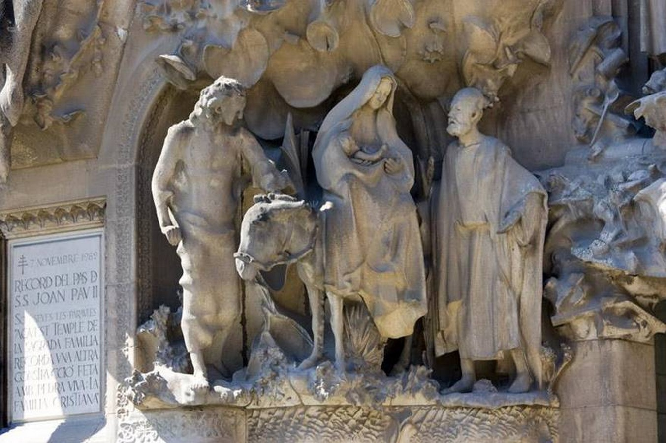 10 Things you did not know about Sagrada Família, Barcelona - Sheet5