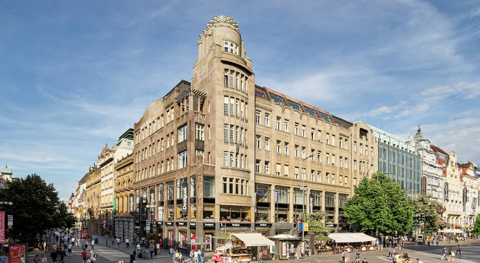 Architectural styles that can be seen in Prague - Sheet27