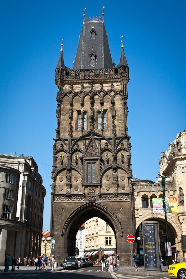Architectural styles that can be seen in Prague - Sheet2