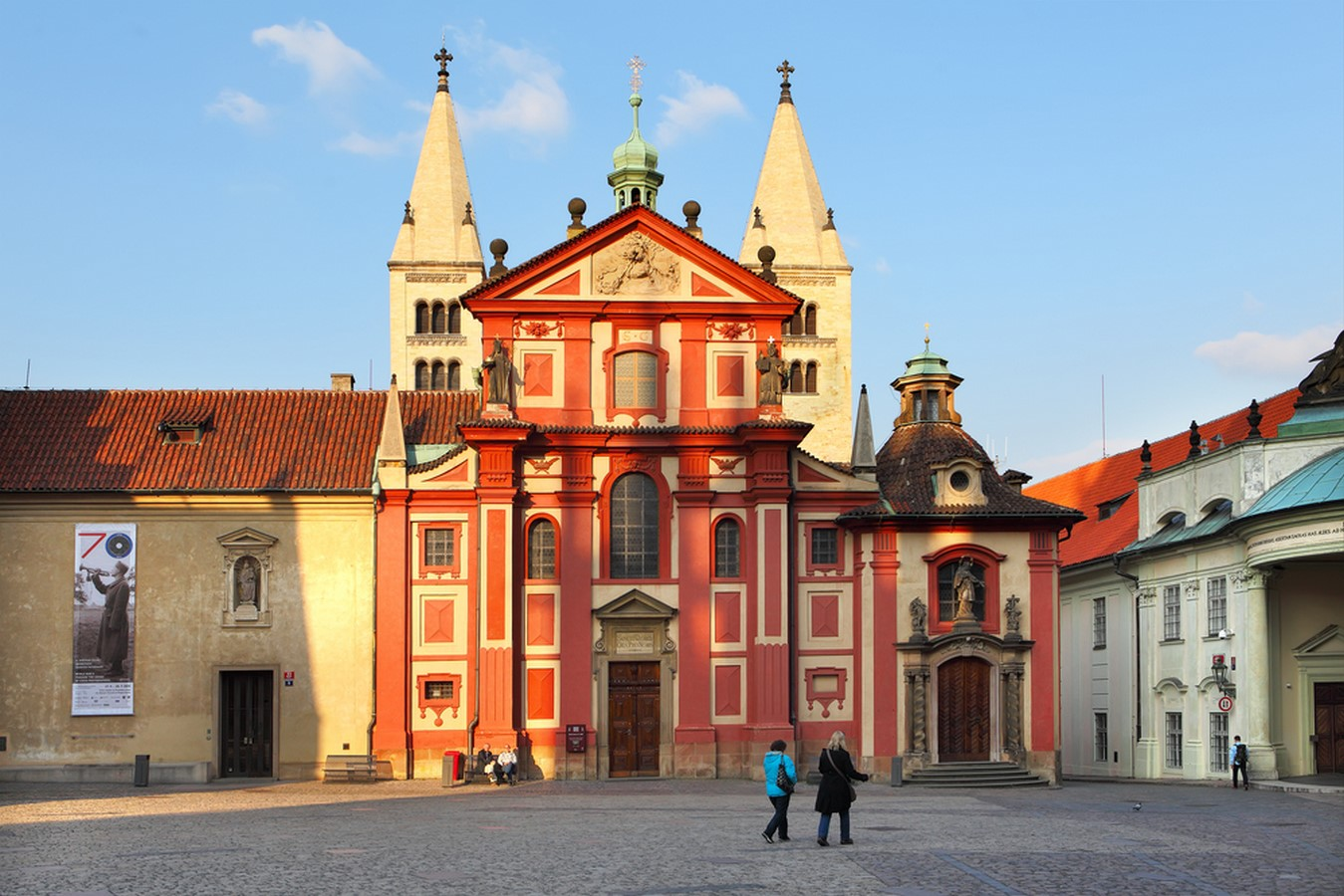 Architectural styles that can be seen in Prague - Sheet14