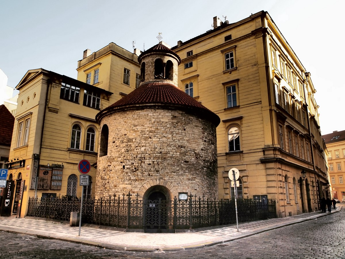 Architectural styles that can be seen in Prague - Sheet15