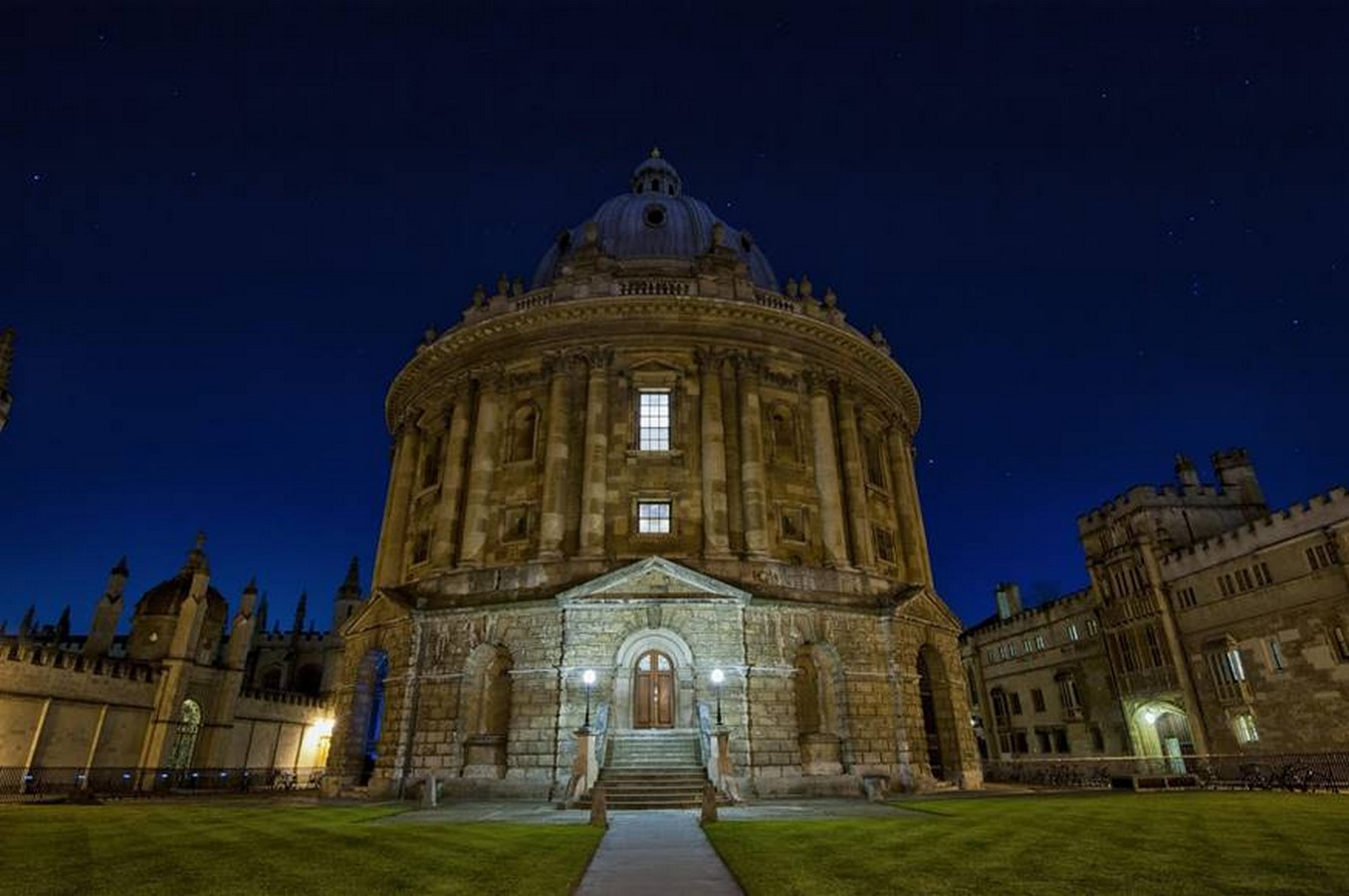 The Architectural Heritage of Oxford, UK - Sheet7