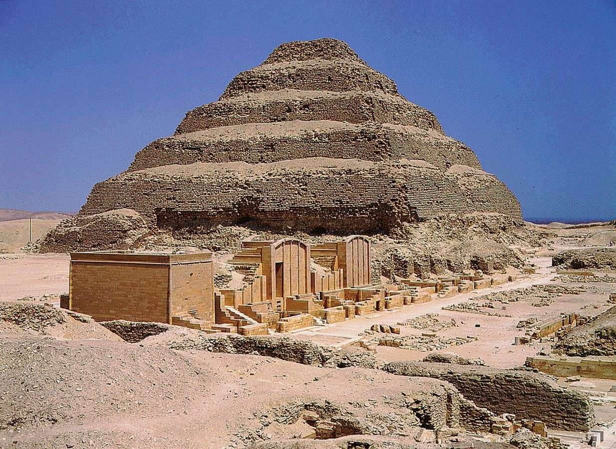 Architecture of Egyptian Civilization - Sheet7