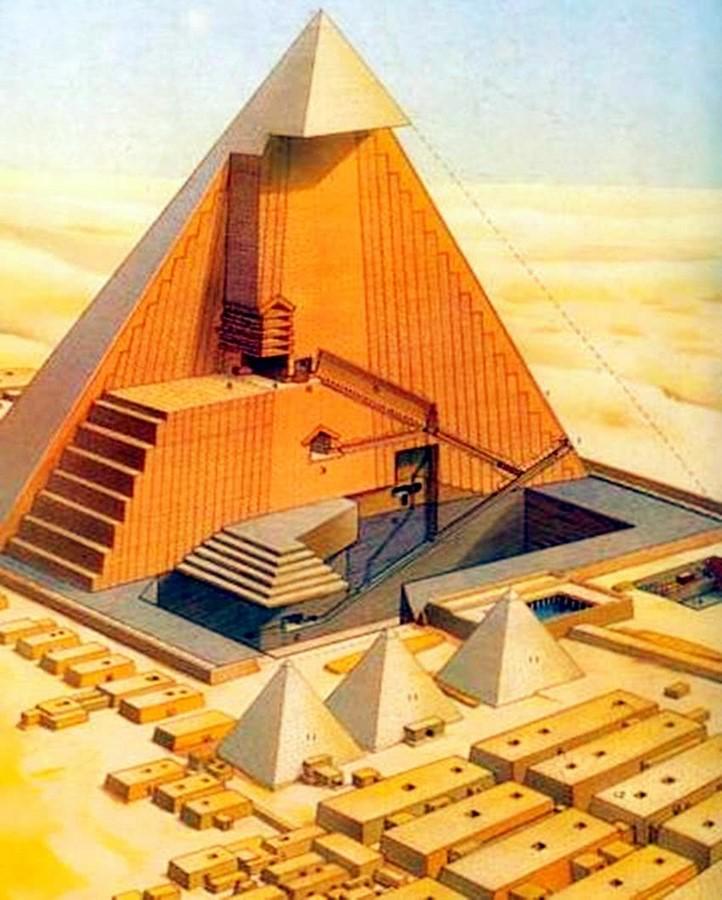 Architecture of Egyptian Civilization - Sheet9