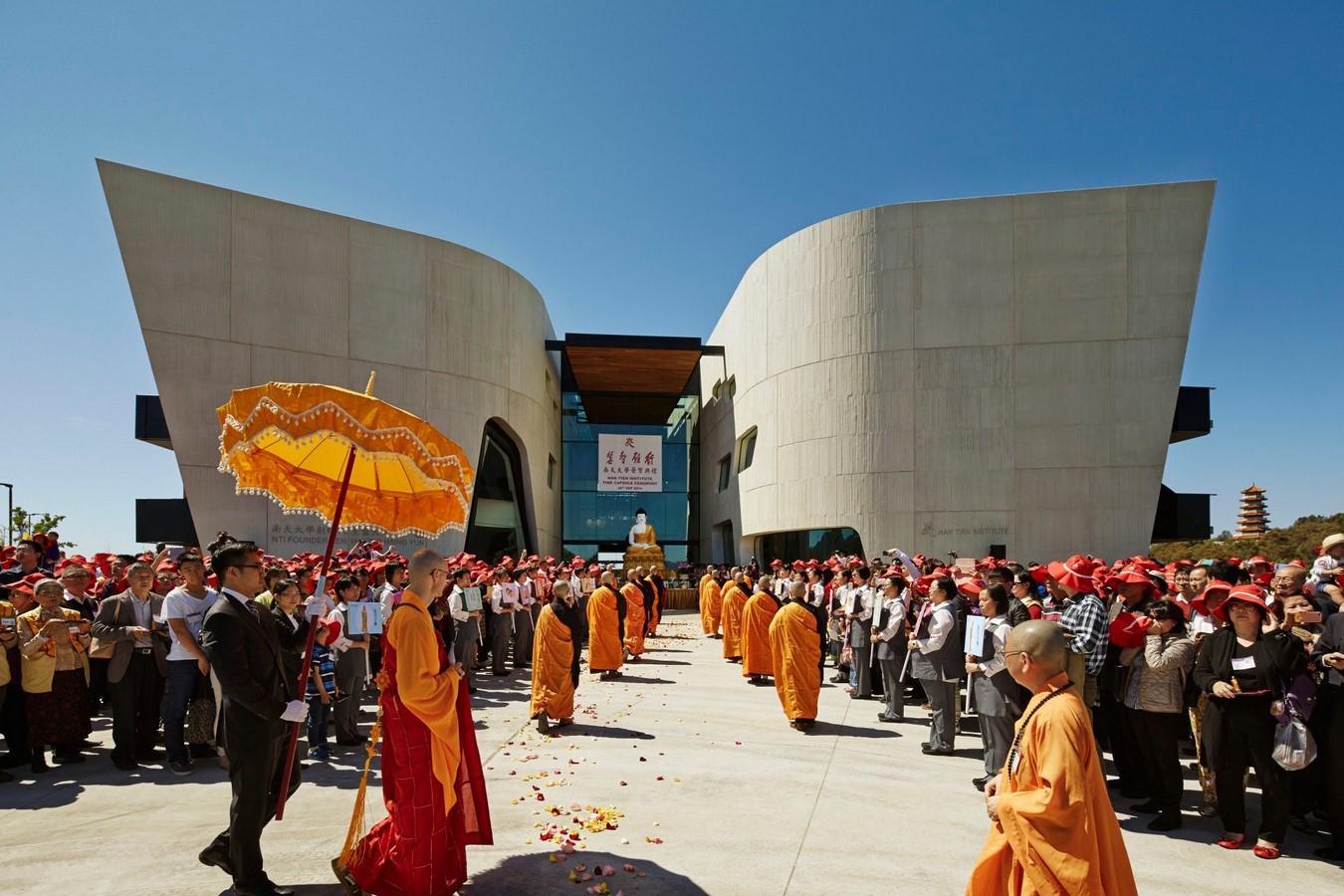 Nan Tien Education and Cultural Centre - Sheet1