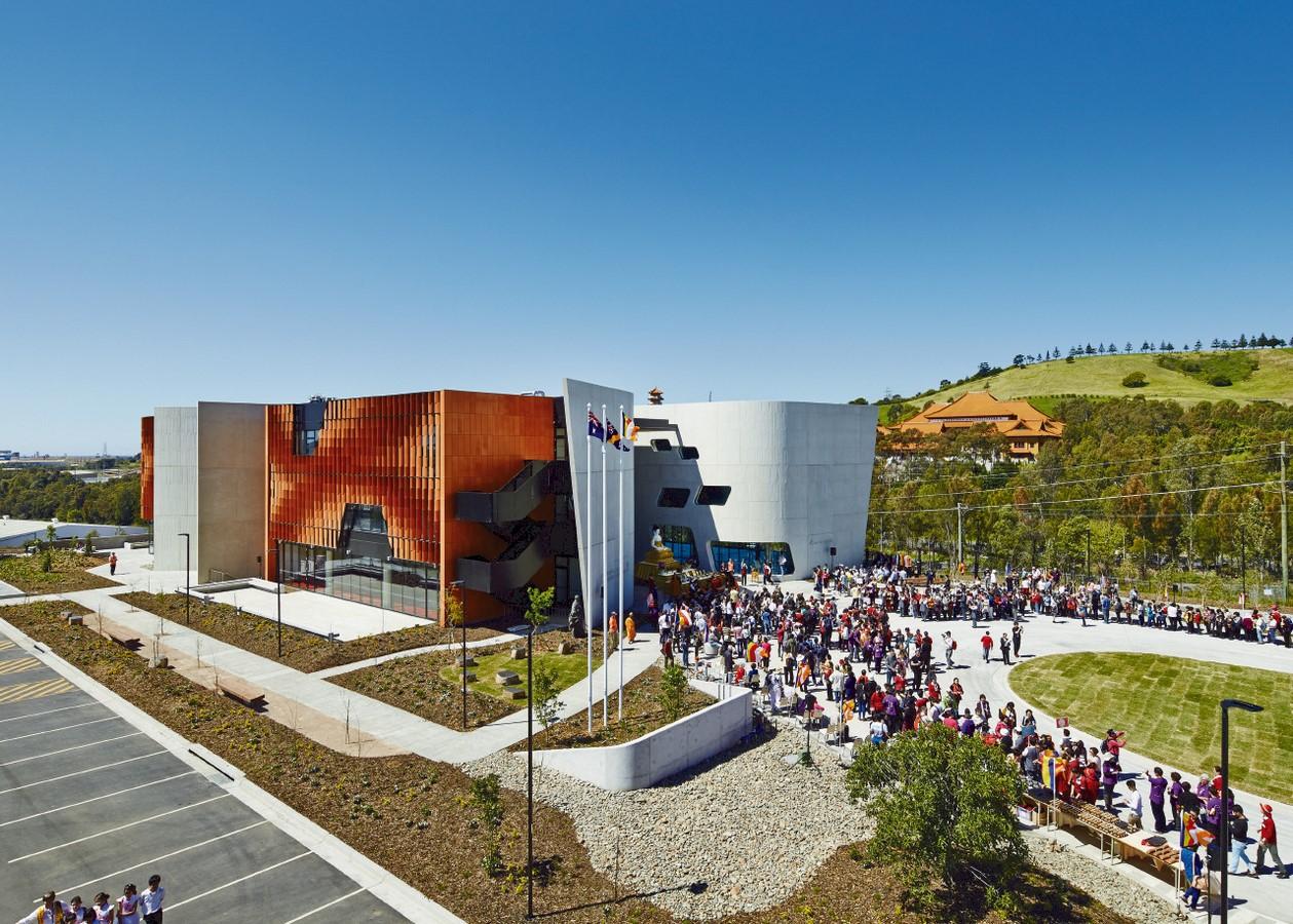 Nan Tien Education and Cultural Centre - Sheet2