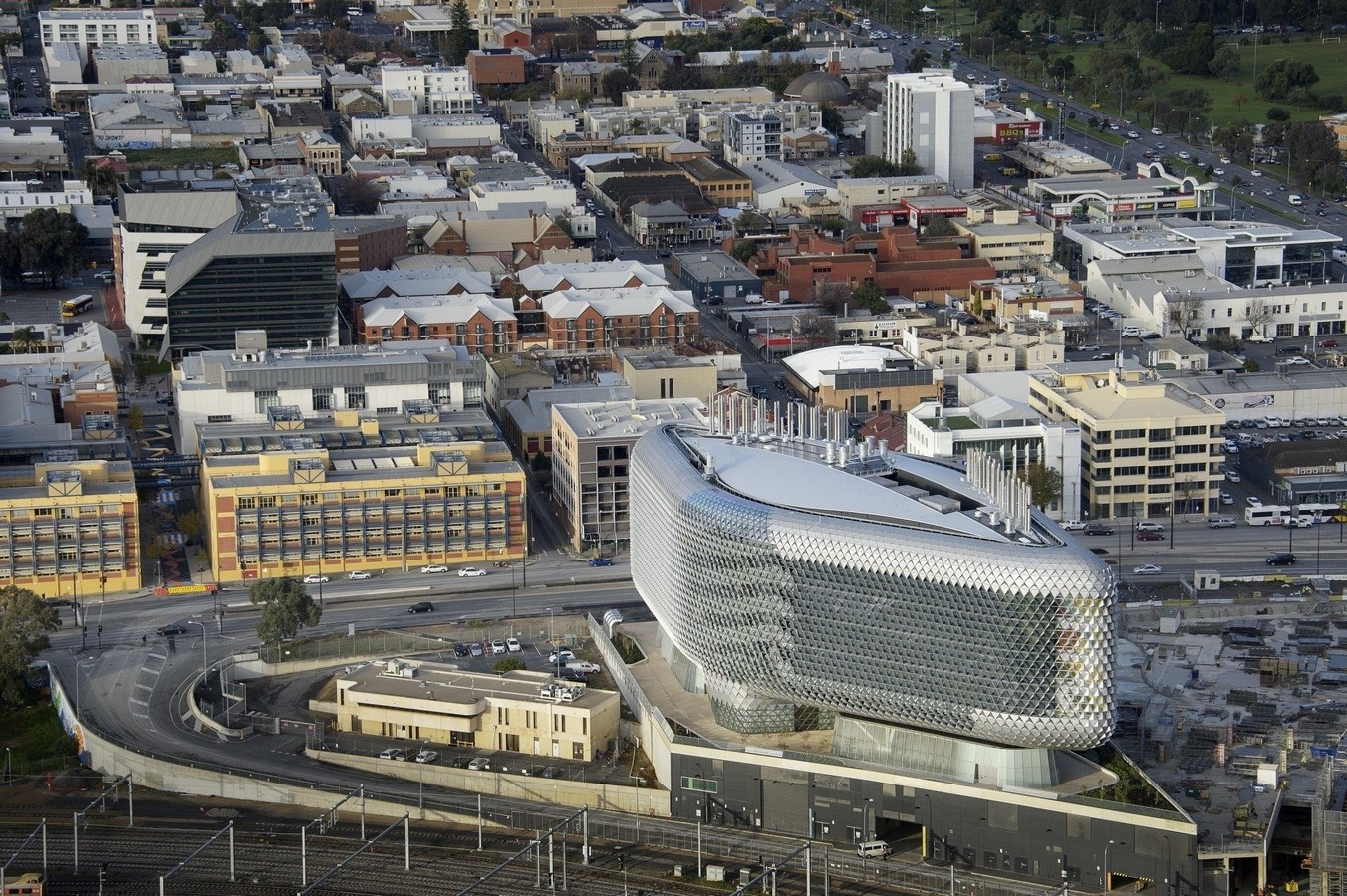 South Australian Health and Medical Research Institute - Sheet1
