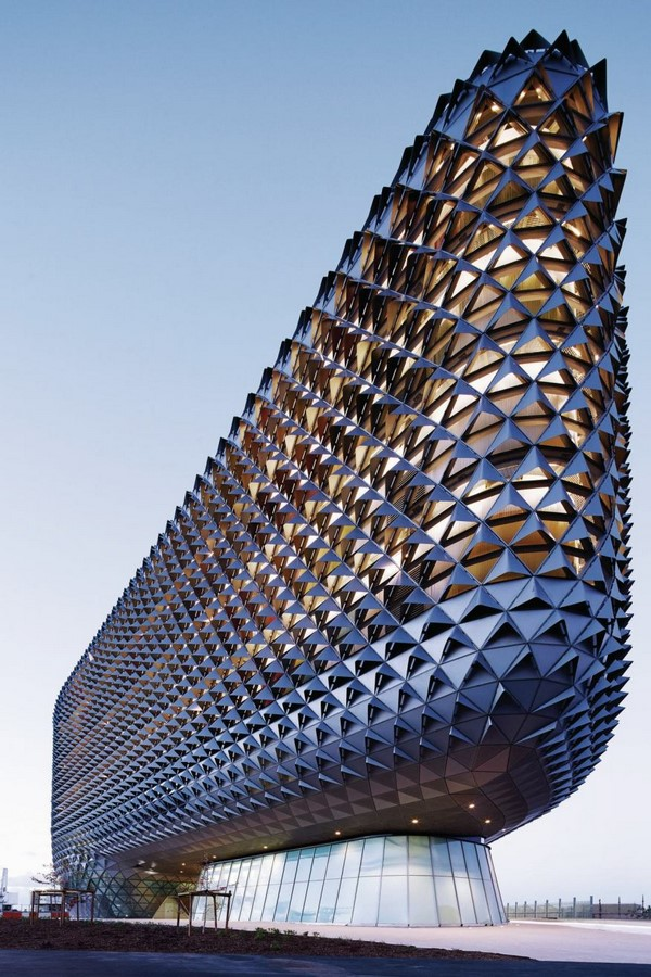 South Australian Health and Medical Research Institute - Sheet2