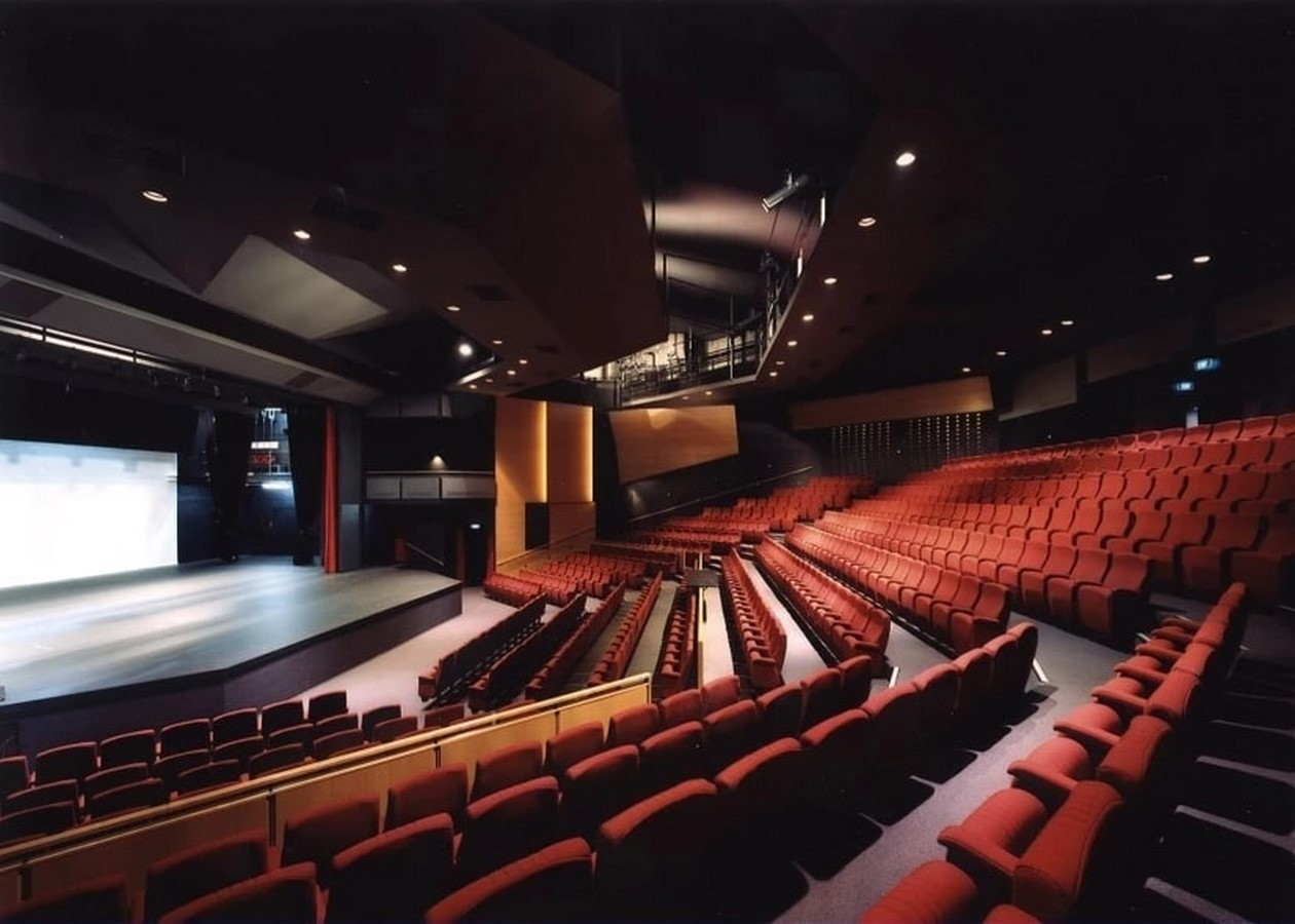 ST MARY'S ANGLICAN GIRLS' SCHOOL - PERFORMING ARTS CENTRE - Sheet1