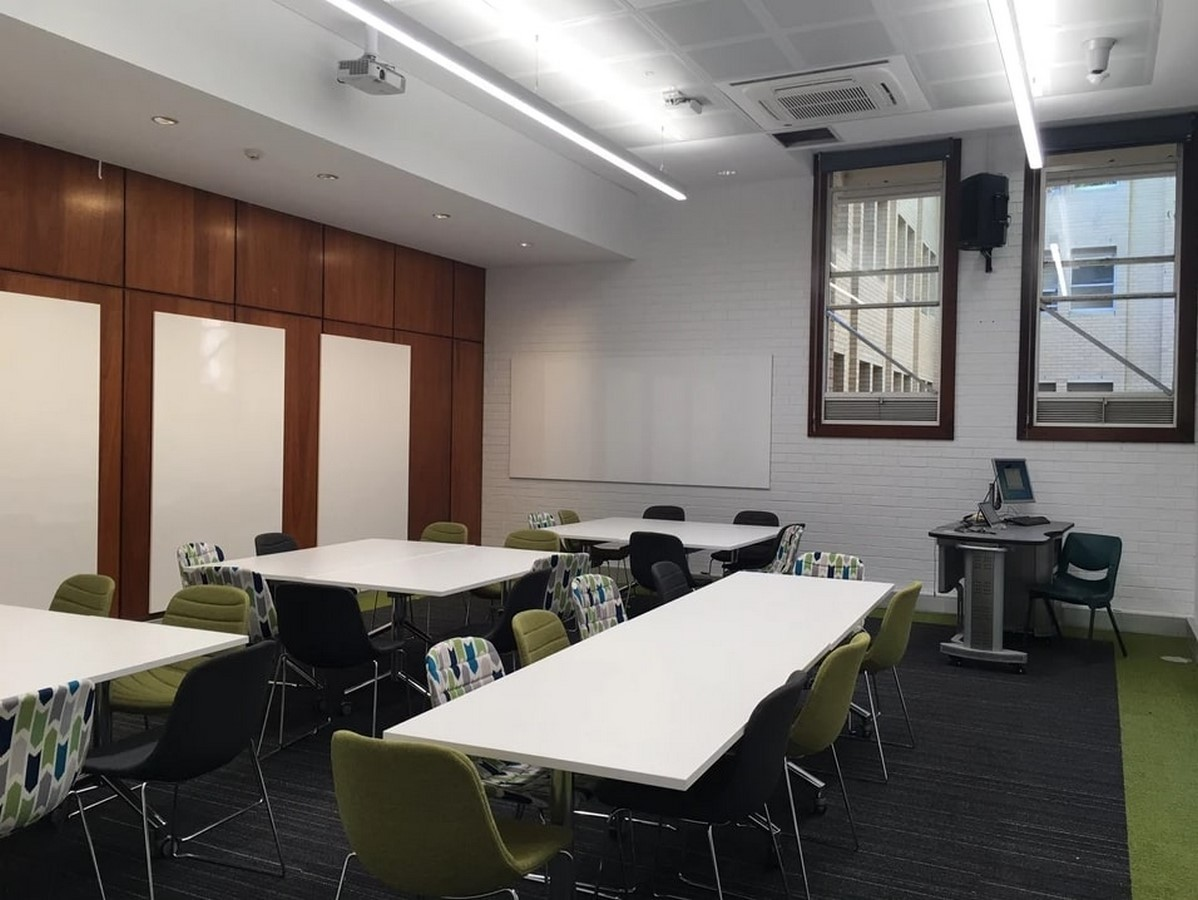 THE UNIVERSITY OF WESTERN AUSTRALIA - CENTRAL TEACHING FACILITIES UPGRADE- Sheet1