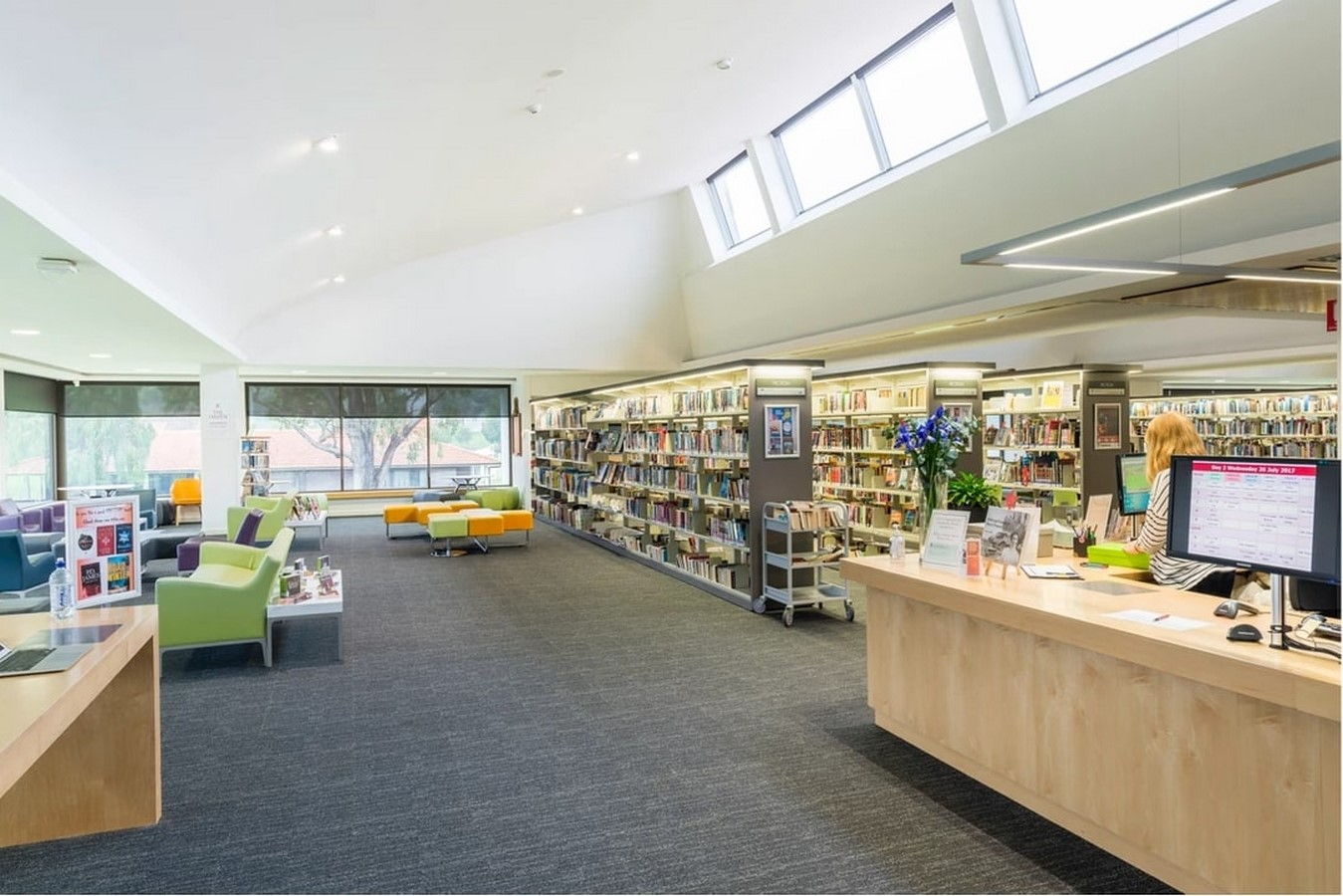 ST MARY'S ANGLICAN GIRLS' SCHOOL – LIBRARY - Sheet3