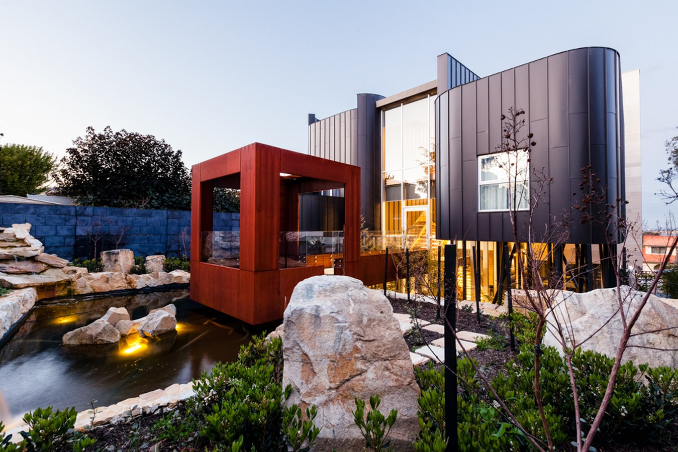 Doongalla Road Residence, Melbourne. - Sheet1