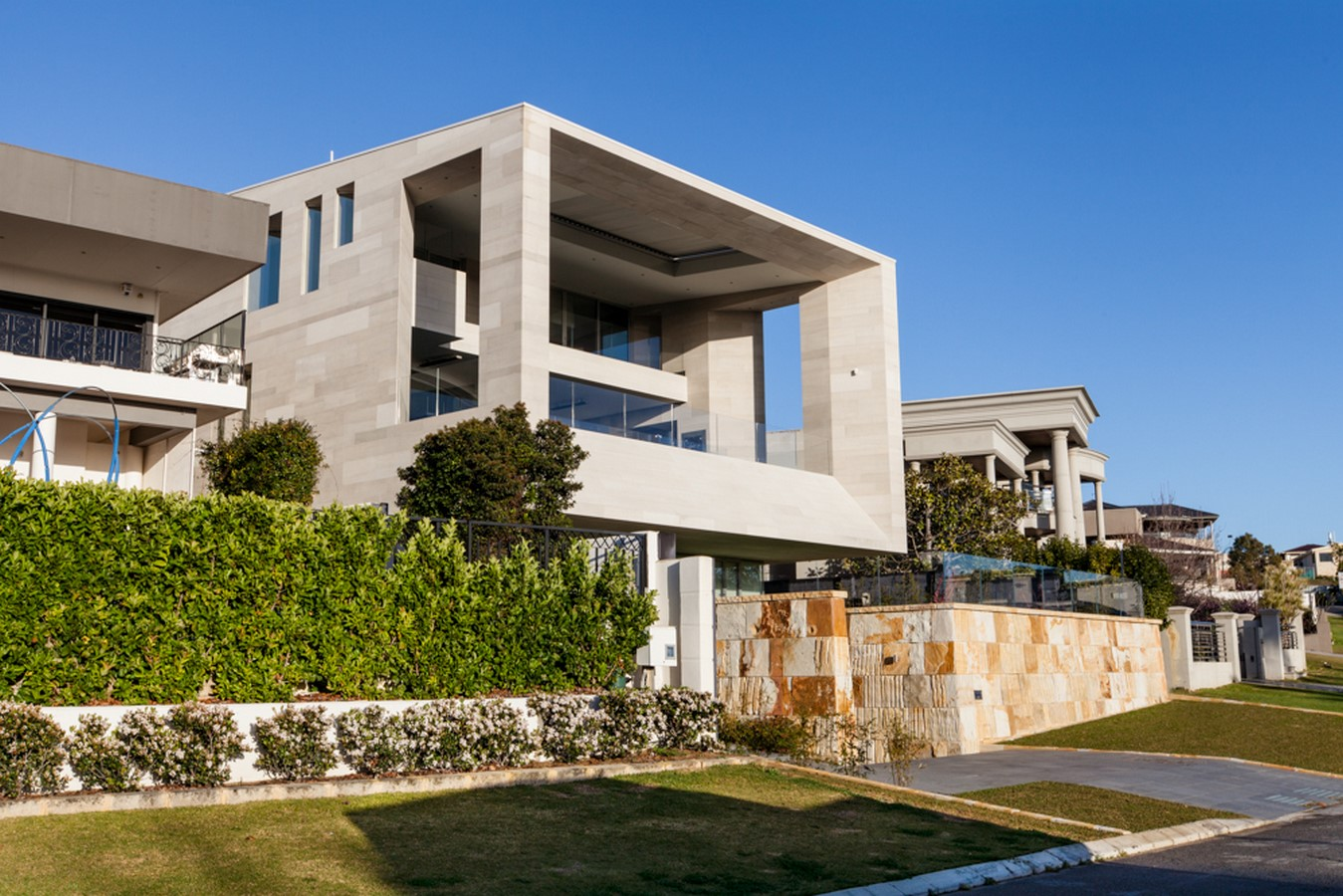 Doongalla Road Residence, Melbourne. - Sheet2