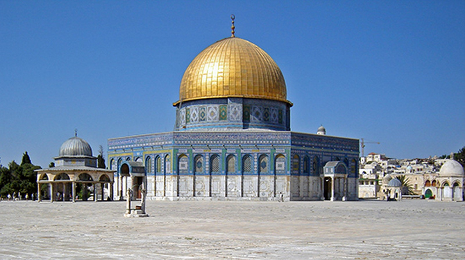 10 Things you did not know about Dome of the Rock. Jerusalem - Sheet16