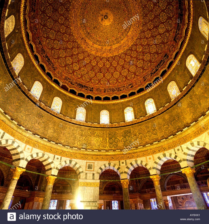 10 Things you did not know about Dome of the Rock. Jerusalem - Sheet14