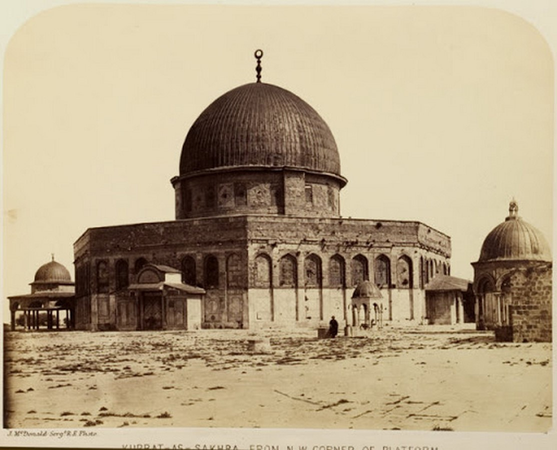 10 Things you did not know about Dome of the Rock. Jerusalem - Sheet1