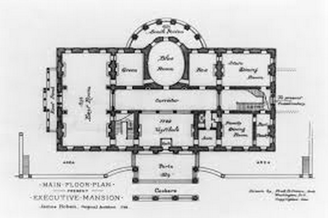 10 Things you did not know about The White House, Washington - Sheet3