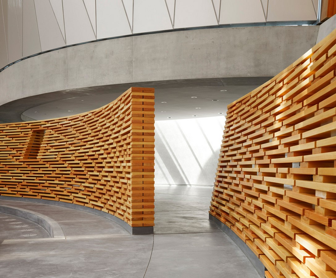 10 Examples of Wood used in Modern Architecture - Sheet20
