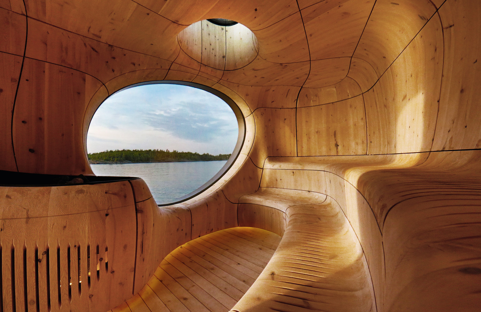 10 Examples of Wood used in Modern Architecture - Sheet26