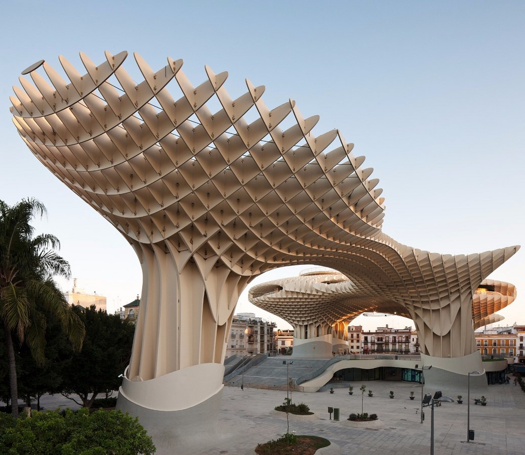 10 Examples of Wood used in Modern Architecture - Sheet1