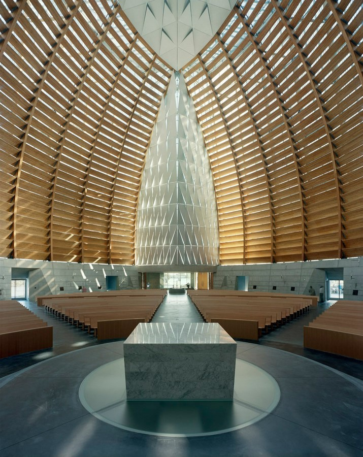 10 Examples of Wood used in Modern Architecture - Sheet21