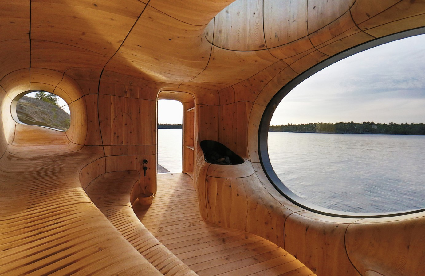 10 Examples of Wood used in Modern Architecture - Sheet27