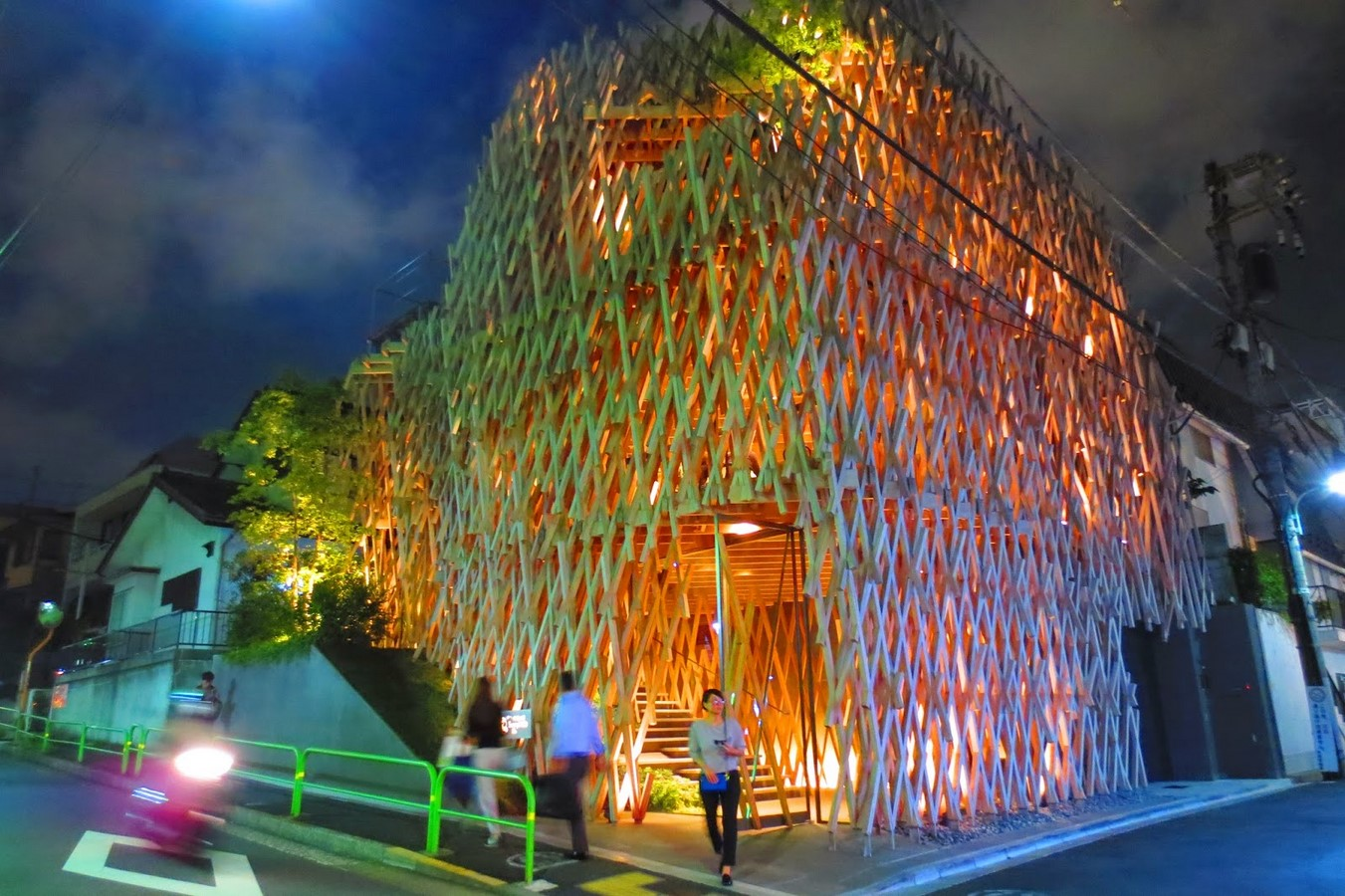 10 Examples of Wood used in Modern Architecture - Sheet9