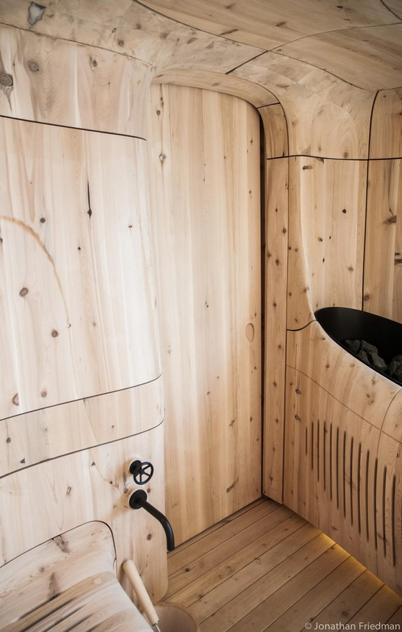 10 Examples of Wood used in Modern Architecture - Sheet28