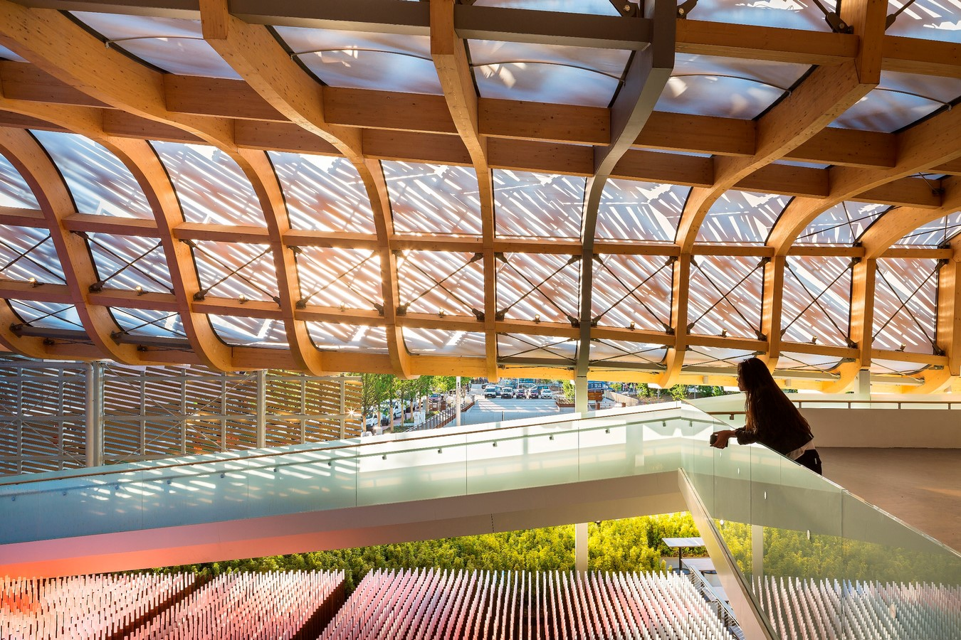 10 Examples of Wood used in Modern Architecture - Sheet23