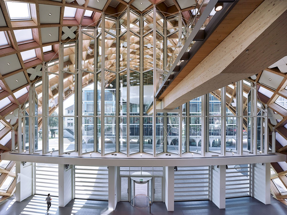 10 Examples of Wood used in Modern Architecture - Sheet4