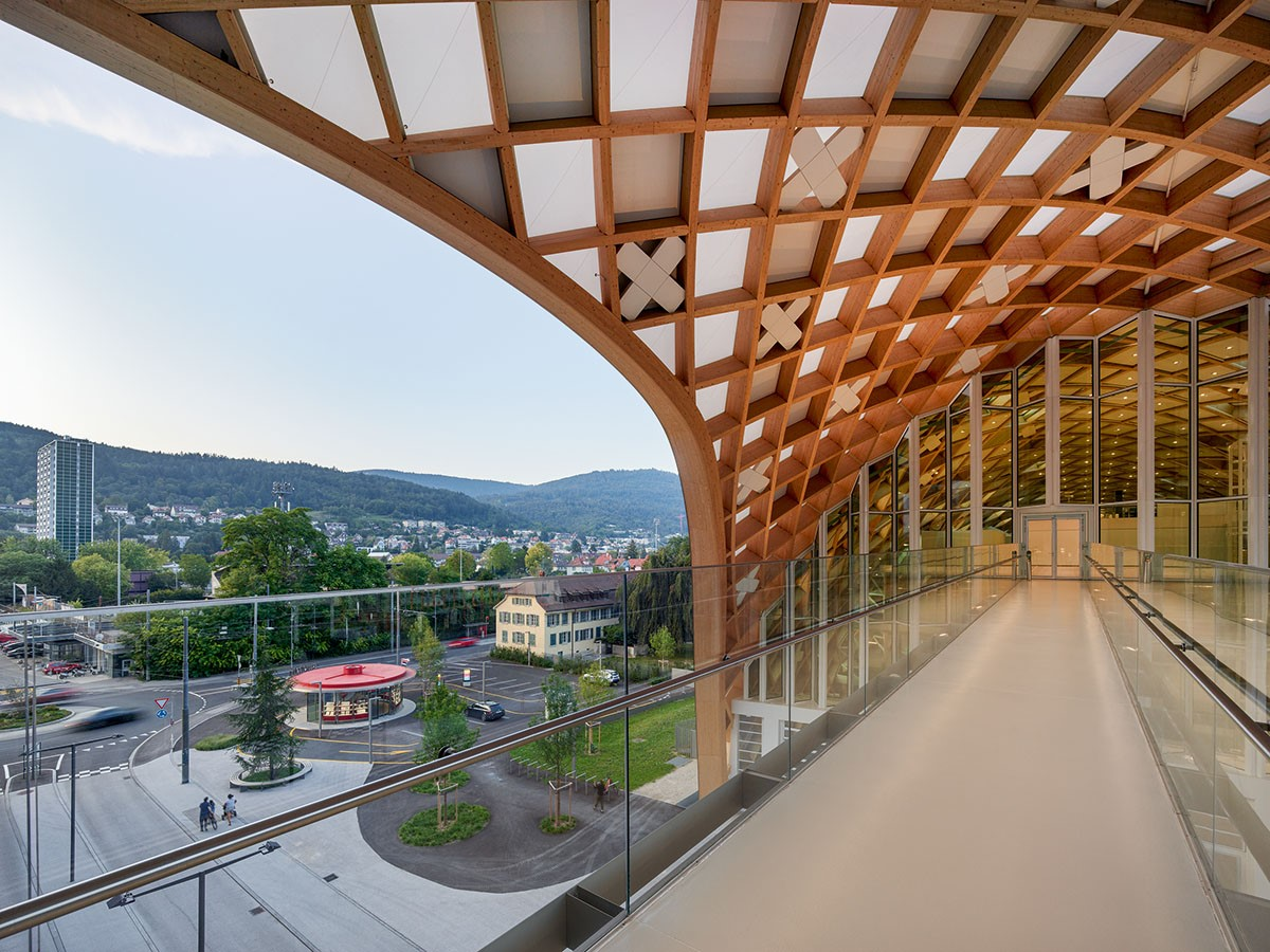 10 Examples of Wood used in Modern Architecture - Sheet8