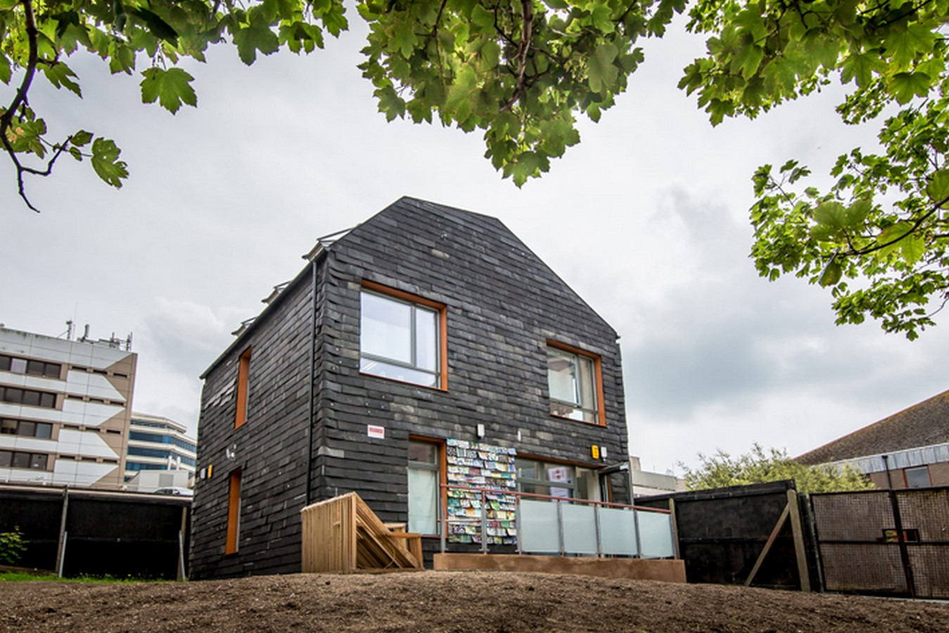 Waste House, England - Sheet1