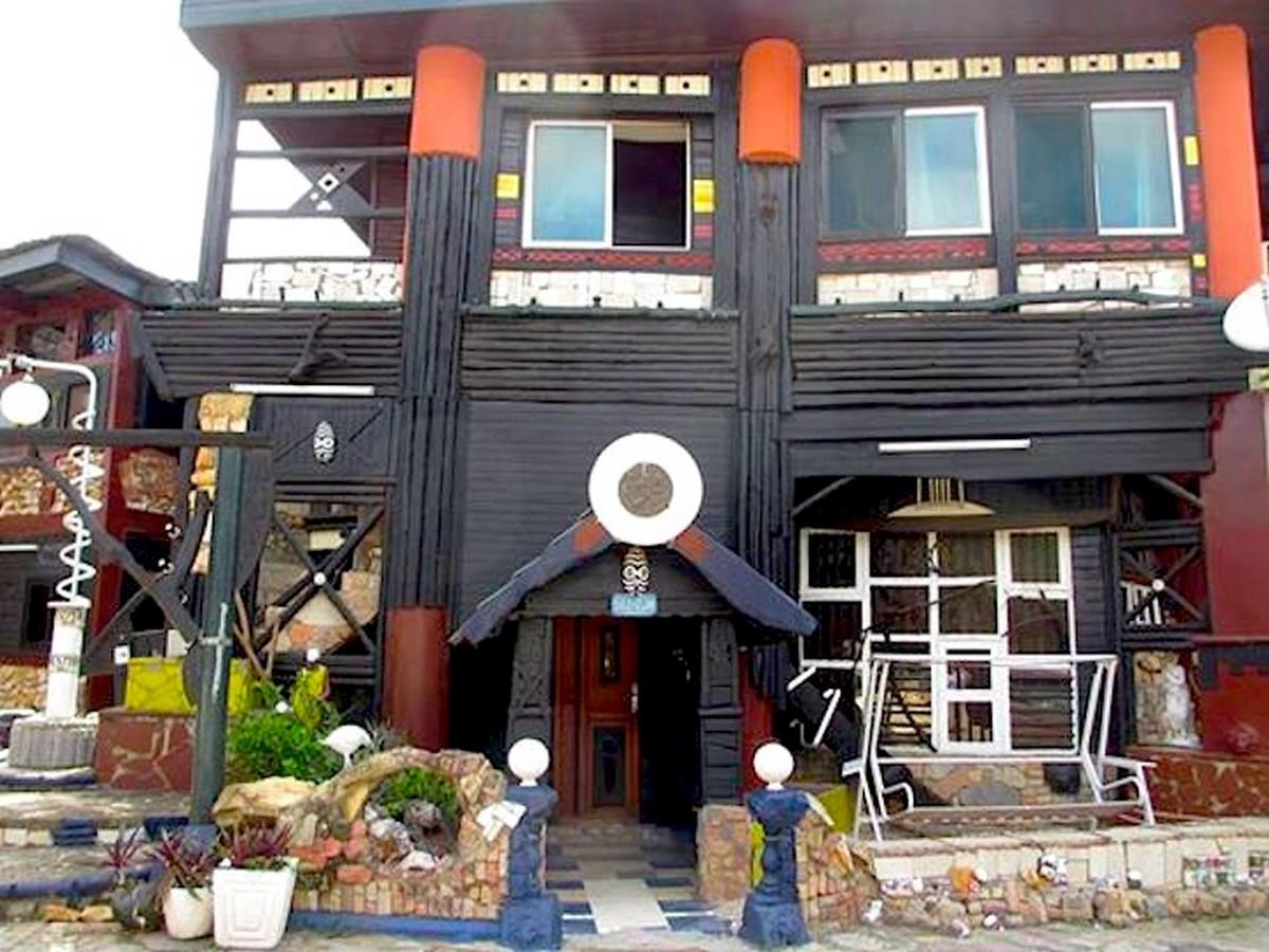 Wheel Story House, Ghana - Sheet1